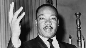 Democracy Now! difunde discurso de Martin Luther King recientemente aparecido