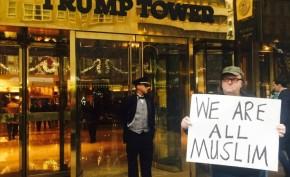 """Michael Moore a Donald Trump: """"Todos somosmusulmanes"""""""