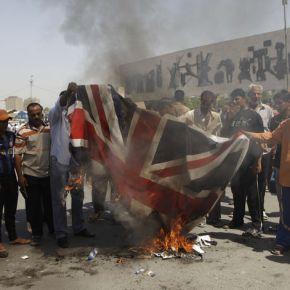 Un informe vincula a más de 300 soldados británicos con abusos contra losiraquíes