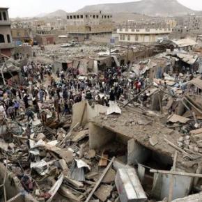 Reino Unido está en guerra con Yemen y nadie losabe