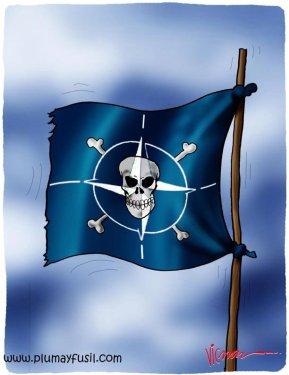 ¿Qué es lo que defiende la OTAN? El orden mundialdelincuencial