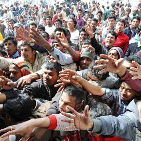 La UE amenaza a los refugiados y los refugiados amenazanEuropa