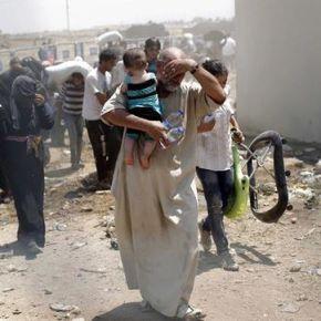La policía turca mata a tiros a sirios, entre ellos niños, que intentan cruzar sufrontera