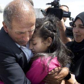 """""""Dima ya está en casa pero queremos sacar a todos los menores de las cárceles deIsrael"""""""