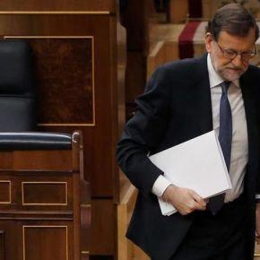 Rajoy se enfrenta a los reproches del Congreso por el incumplimiento del pacto sobrerefugiados