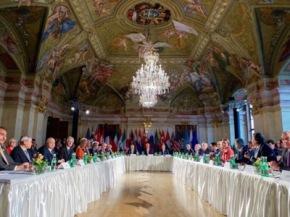 Hacia el fin de las negociaciones deGinebra