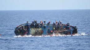 Más de 2.400 personas han muerto en la ruta entre Libia e Italia esteaño