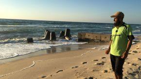 Israel obstaculiza el saneamiento de las playas de Gaza contaminadas por el vertido de aguasfecales