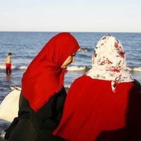 Viajar de Palestina a España para ver el mar que les niegaIsrael