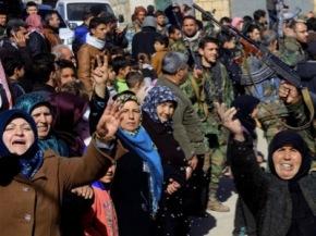 Después de Alepo, liberarIdlib