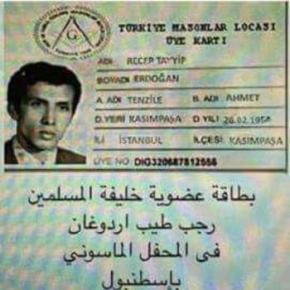 Erdogan y la Hermandad Musulmana; ¿Agentes de laMasonería?