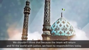 Prepararse para el Mahdi (p). Imam Jamenei. SubEng/Spa.