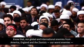 Breves palabras del Líder. Imam Jamenei.Spa/Eng