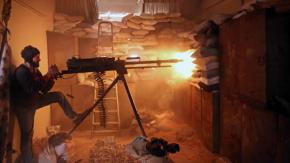Los llamados 'rebeldes' vuelven a atacarDamasco