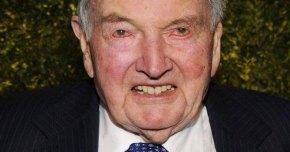 El Multimillonario Agente del Nuevo Orden Mundial, David Rockefeller Muere a los 101años