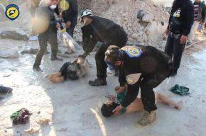 Sacando conclusiones; algo no cuadra en el ataque químico deIdlib