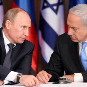 Netanyahu expresa temor a confrontación aérea con Rusia enSiria