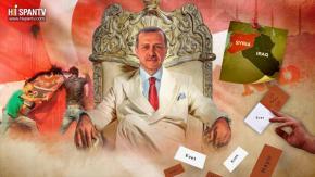 Turquía y sus vecinos afectados por el poder absoluto deErdogan