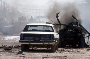 Carro bomba deja 13 fallecidos y 25 heridos en Bagdad,Iraq