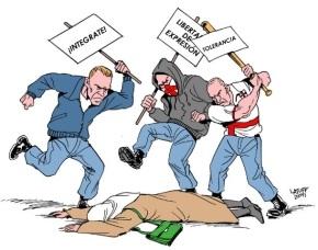 El Terrorismo y la Islamofobia son Dos Caras de la Misma Moneda delOdio