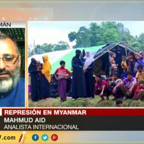 Gobierno birmano confirma quema de 2600 casasrohingyas