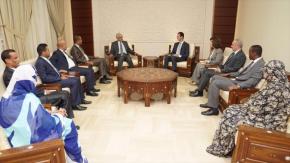 Al-Asad: ciertos países árabes apoyan la destrucción deSiria