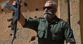 General Zahreddine, la persona que 'saltó a la yugular' del yihadismo enSiria
