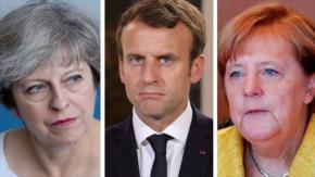 Francia, el Reino Unido y Alemania apoyan pacto nuclear conIrán