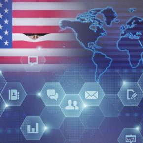 El control que ejerce Estados Unidos en elmundo