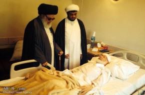 Máximo Lider Shiíta de Bahréin Hospitalizado en EstadoCrítico