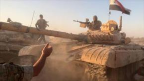 Siria se prepara para la mayor ofensiva antiterrorista de2018