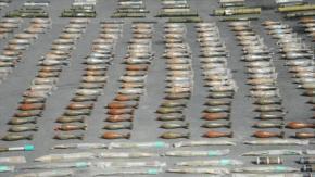 Fotos: Siria confisca armas estadounidenses destinadas aAl-Nusra