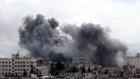"""""""Aullidos"""" solo contra Damasco: Lo que los medios occidentales no cuentan de GutaOriental"""