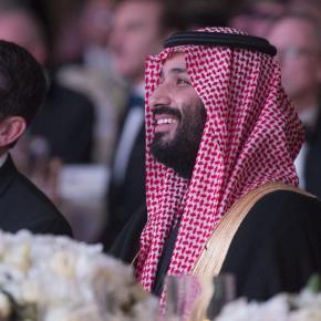 Los israelíes tienen derecho a su propia tierra, ha declarado el príncipe herederosaudí