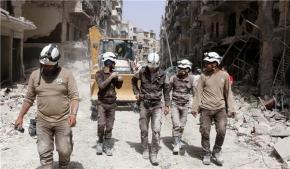 Ministerio de Defensa de Rusia: Londres estuvo detrás del montaje químico deDuma