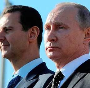 Lo que los imperialistas ofrecen a Putin para que traicione a BasharAl-Assad