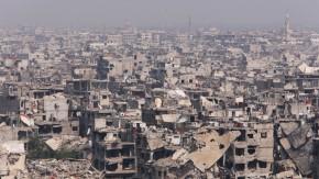 """Assad: """"Estamos en un tipo de guerra mundial mayor que la GuerraFría"""""""