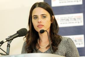 Ministra de Justicia: Si Israel quiere calma en Gaza, debeocuparla