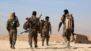 Milicias de las FDS y EEUU roban petróleosirio