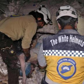 EEUU financia a Cascos Blancos en Siria para fomentarterrorismo