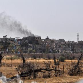 Rusia: EEUU y 'rebeldes' preparan un 'ataque químico' enSiria