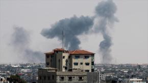 Israel ataca con artillería el sur de la Franja deGaza