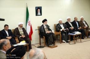 Imam Jameneí Denuncia Apoyo de Países Occidentales a Terroristas deDaesh