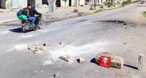 Técnicos extranjeros llegaron a Idlib para escenificar un ataquequímico