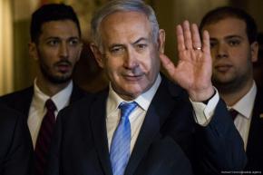 """Netanyahu: """"Los débiles son masacrados, los fuertessobreviven"""""""