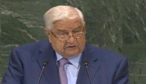 Siria exige en la ONU retirada inmediata de las fuerzas de Estados Unidos, Francia y Turquía presentes en suelosirio