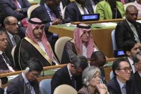 """""""Vergonzosa la reunión celebrada entre representantes emiratíes y saudíes con el Mossad enEE.UU."""""""