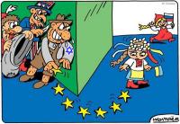 Rusia, Europa y Oriente. La doble estrategia del imperio para doblegar aMoscú