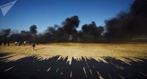 Un palestino muerto y más de 40 heridos en choques con las fuerzas deIsrael
