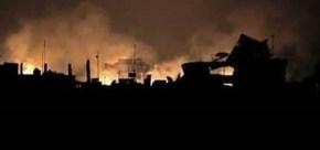 Agresión israelí a Siria golpea dos almacenes de municiones enAlepo